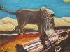 Målning på väv