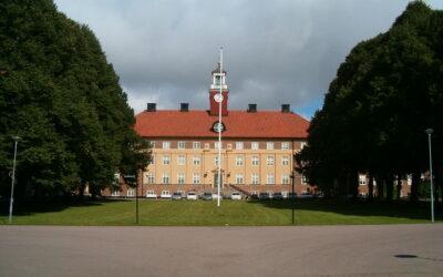 Berättelse från S:ta Marias sjukhus i Helsingborg