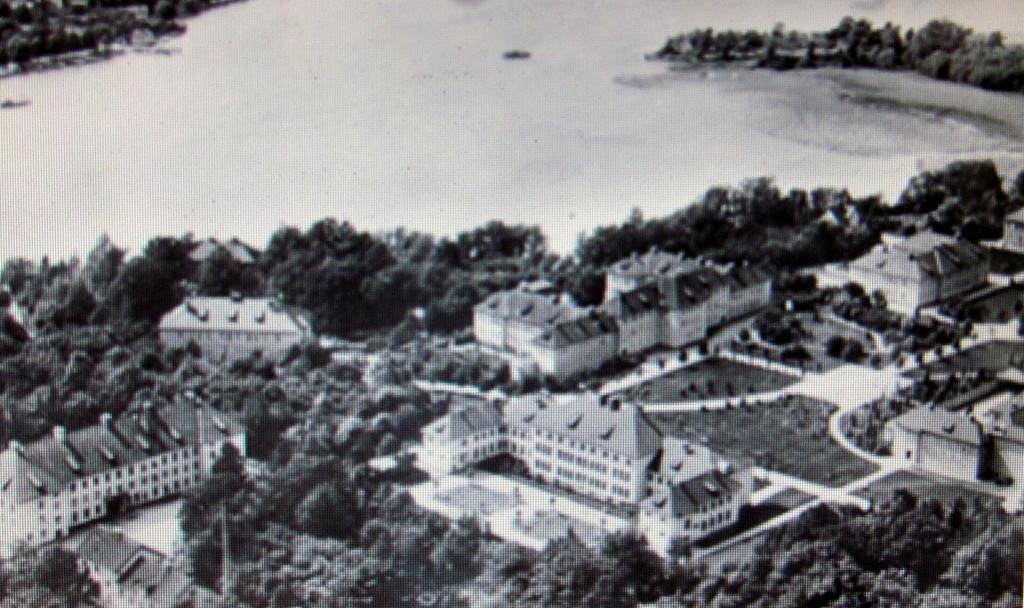 Sundby sjukhus i Strängnäs