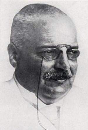 Alois Alzheimer och hans patient Auguste Deter
