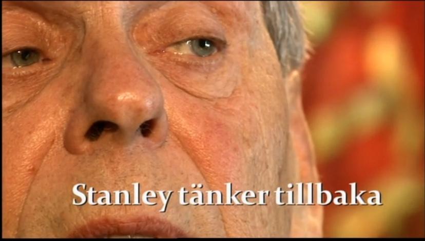Stanley minns en instängd man