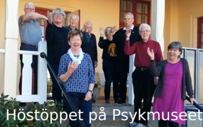 Höstöppet på Psykiatriska museet i Västervik